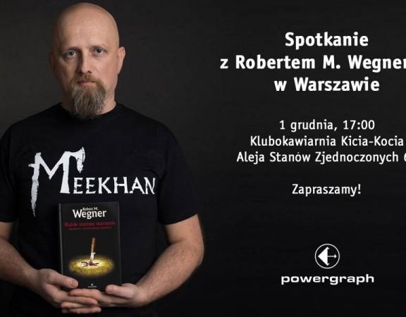 Robert w Warszawie