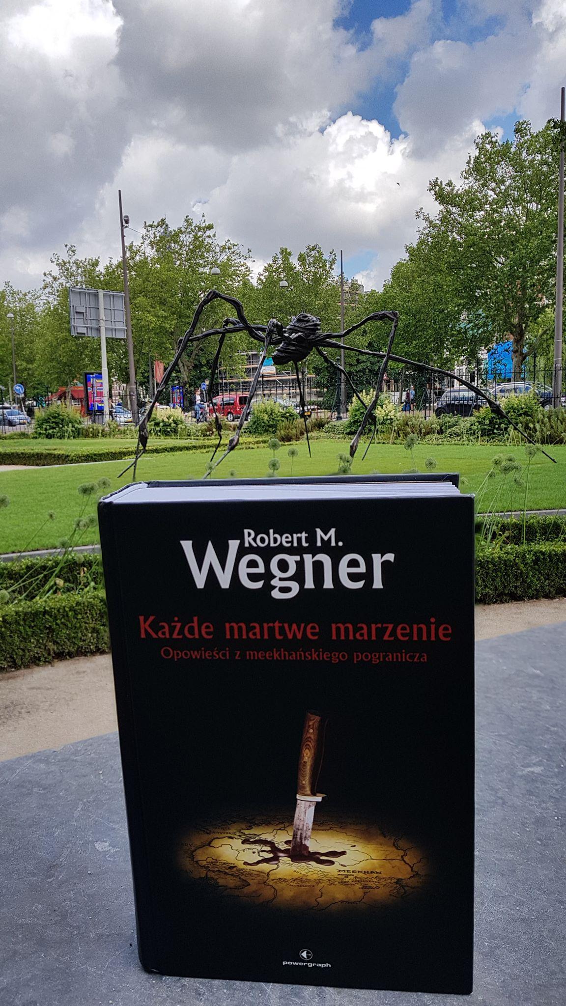 Robert M. Wegner odpowiada na pytania fanów