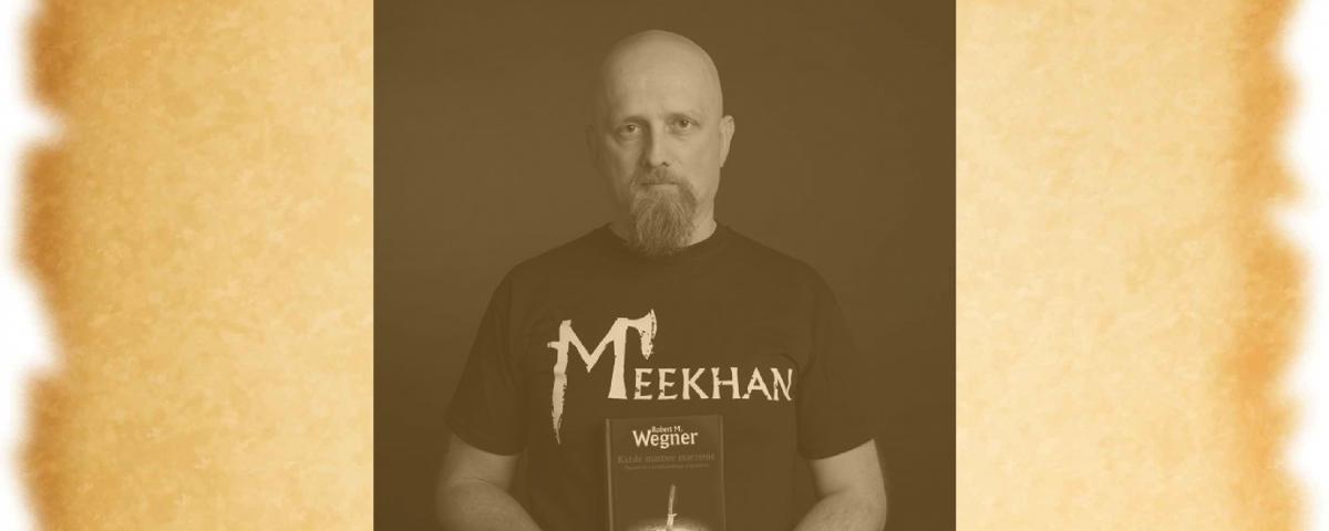Plakat promujący rocznicę Meekhanu